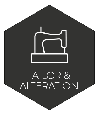 Tailor and alteration